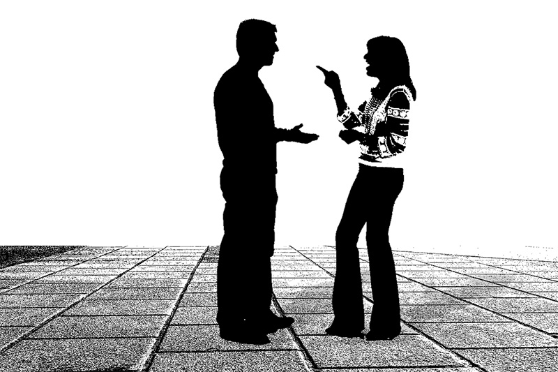 In order to build healthy relationships, we must learn to be assertive - that is, to be clear, direct, and respectful in how we communicate.